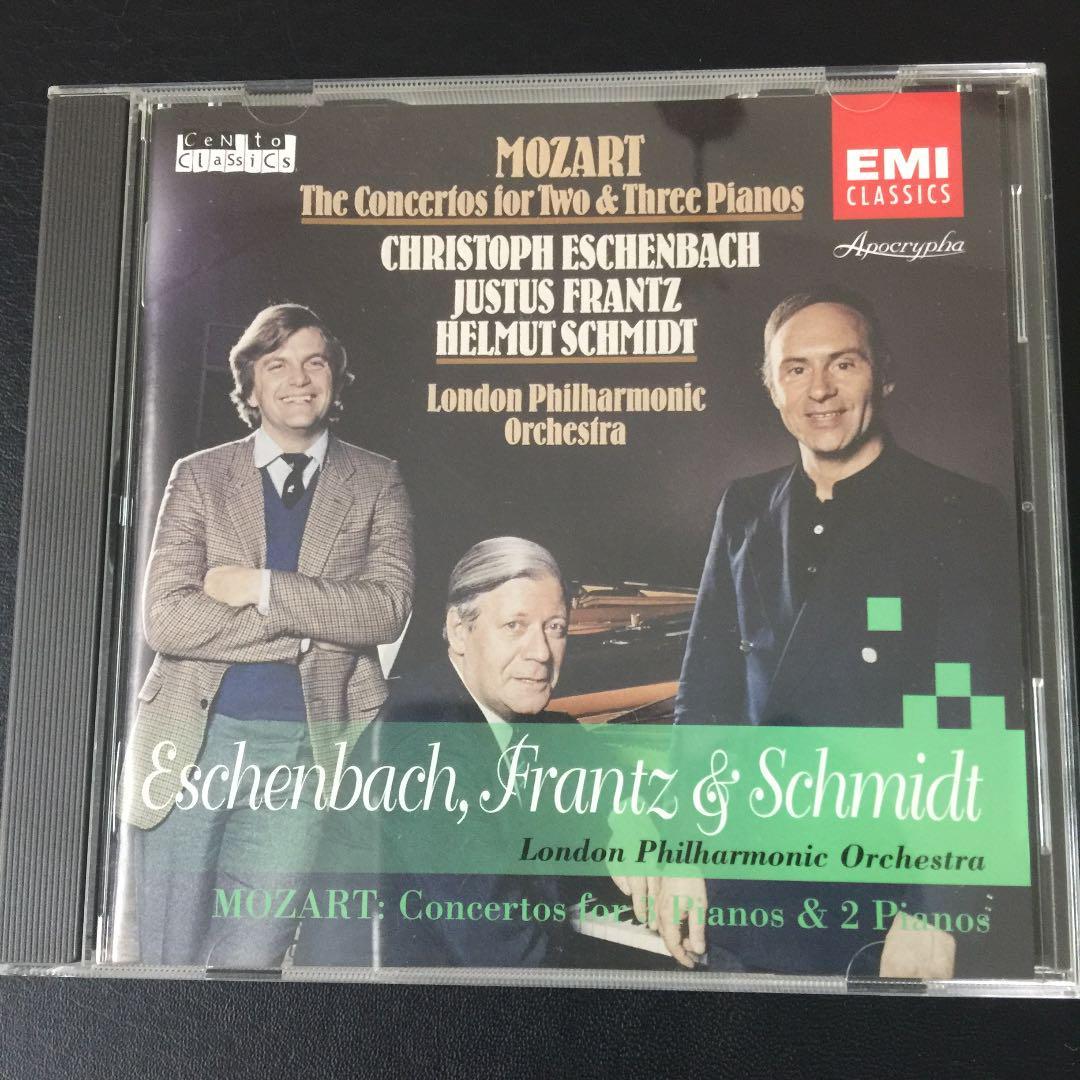 メルカリ - モーツァルト 3台 2台のピアノのための協奏曲 【クラシック ...
