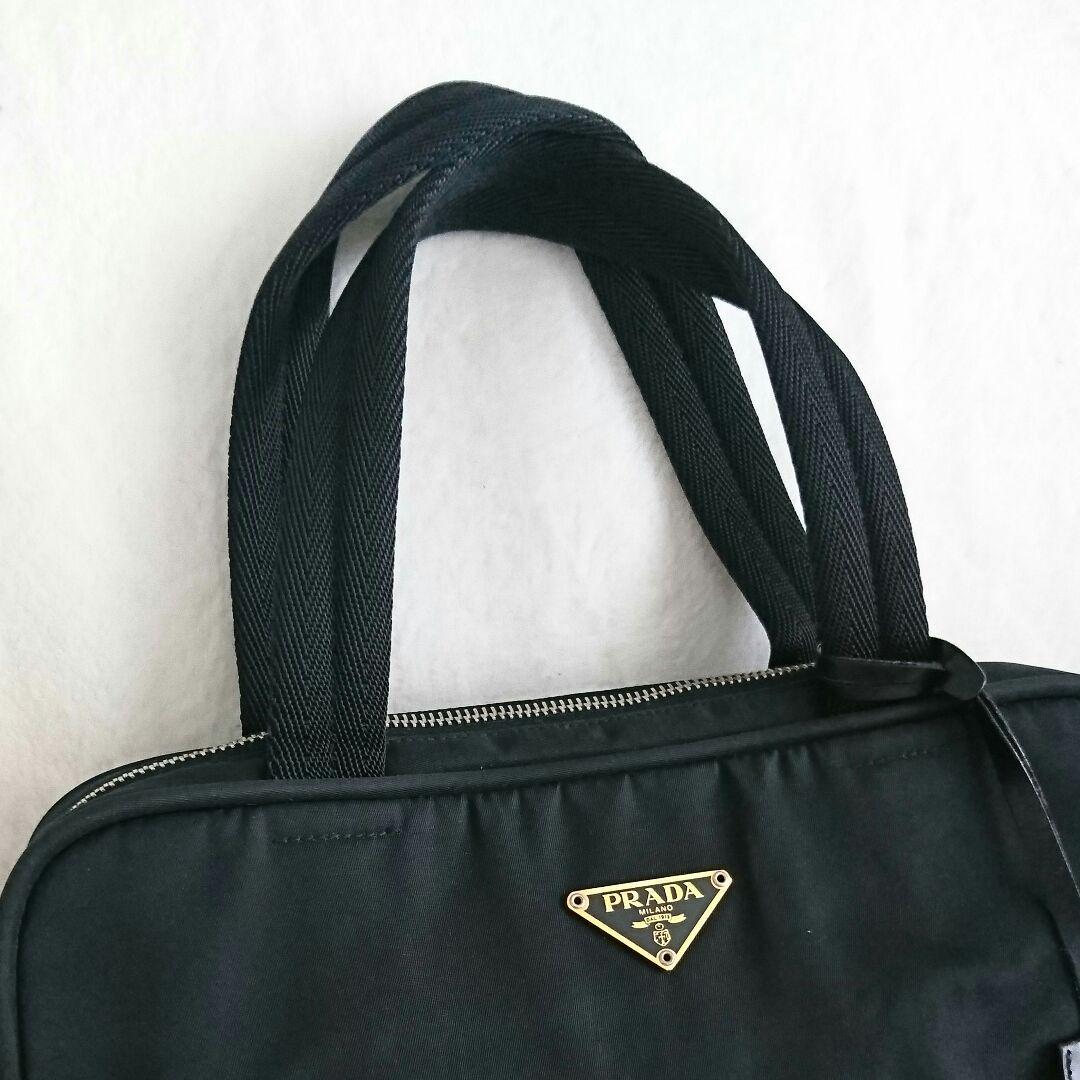 b7244d902e98 メルカリ - PRADA ナイロン ハンドバッグ プラダ 【プラダ】 (¥8,500 ...