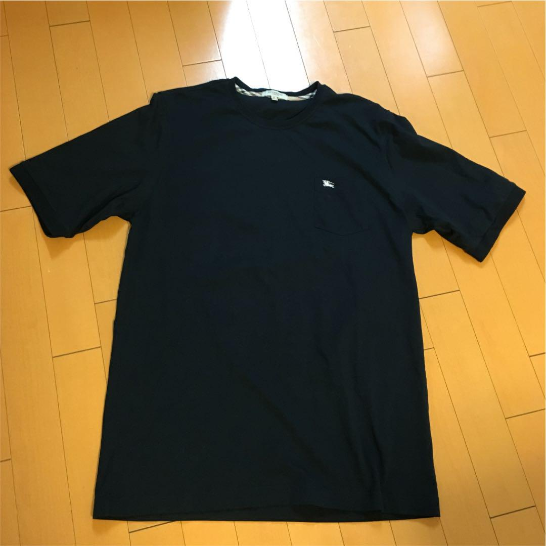 f81df81e2eede6 メルカリ - バーバリー メンズ Tシャツ 美品 【Tシャツ/カットソー(半袖 ...