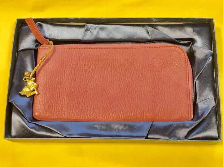 buy popular 1defb 97e9b 開運財布 幸せピンクのレジさっと(¥900) - メルカリ スマホでかんたん フリマアプリ
