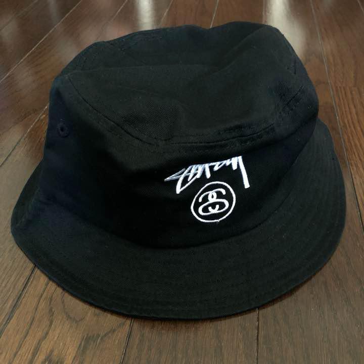 664c0060307 メルカリ - Stussy Crushable Stock Lock Bucket hat  ハット  (¥3