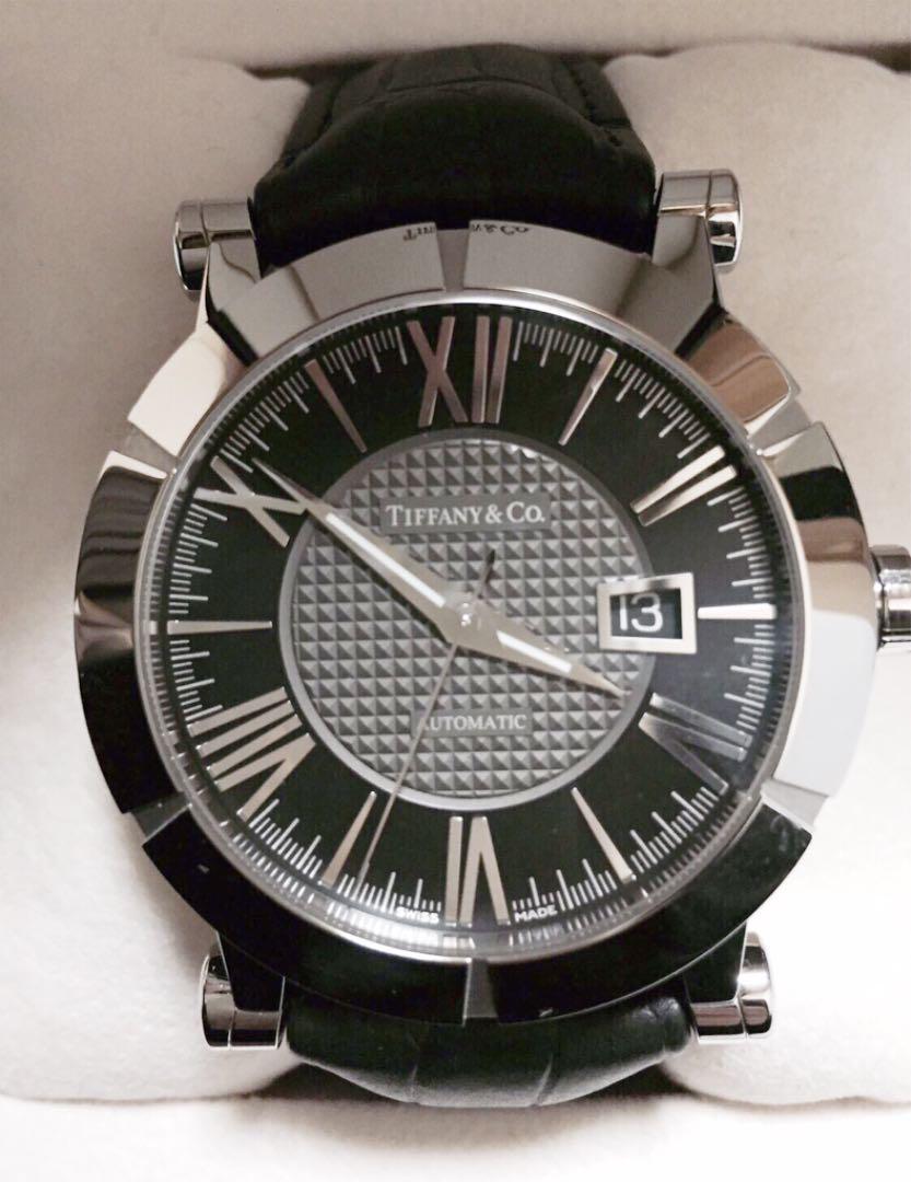 sports shoes 349d5 f8bbb TIFFANY ティファニー 腕時計 アトラス 新品 正規品(¥215,800) - メルカリ スマホでかんたん フリマアプリ
