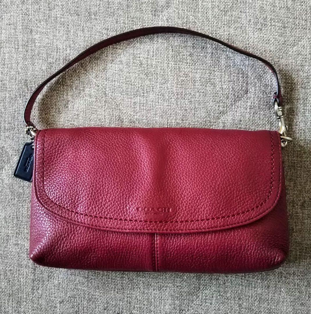 wholesale dealer da141 fcac0 コーチ ショルダーバッグ ♡ 長財布(¥5,400) - メルカリ スマホでかんたん フリマアプリ