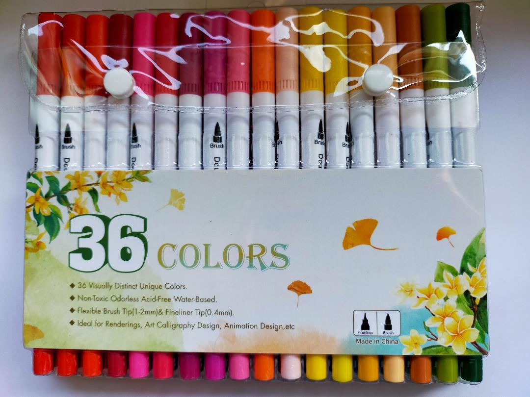 筆 ペン カラー