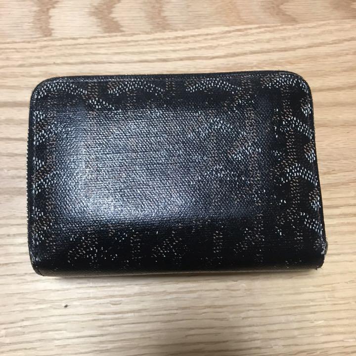 cheap for discount 25f1a c9a56 ゴヤール 財布 GOYARD
