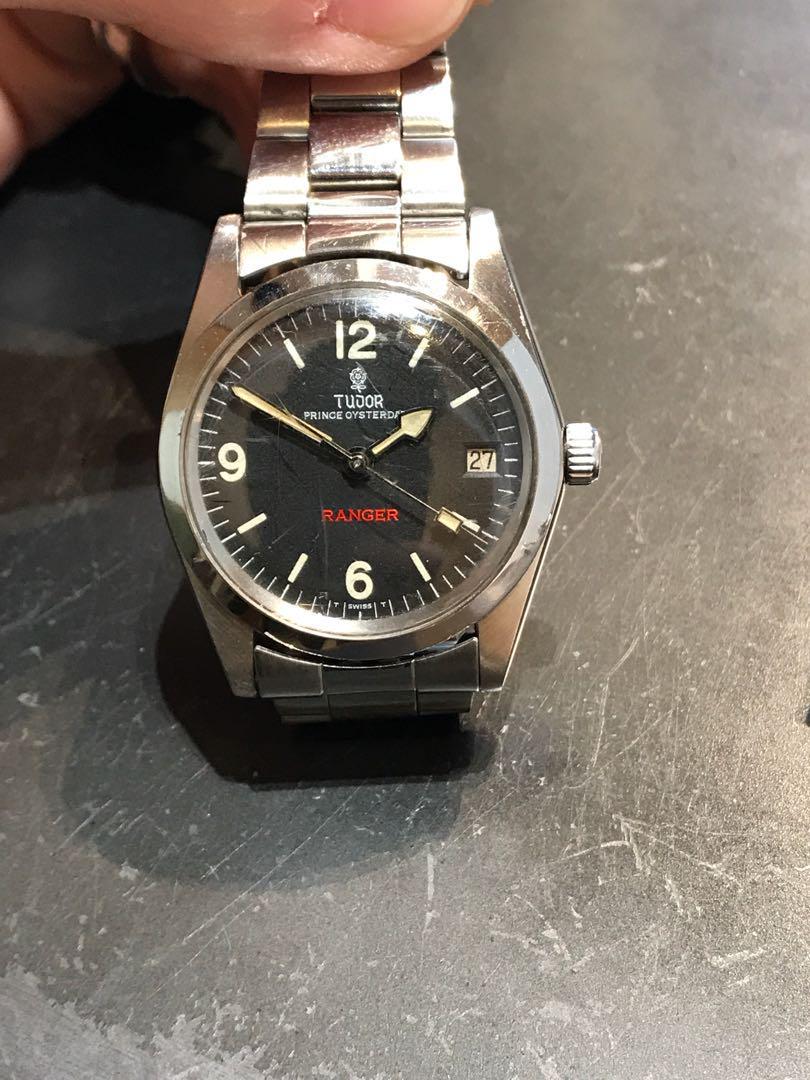 sports shoes 61f8c 12e3c 腕時計 TUDOR チュードル アンティーク RANGER ROLEX(¥68,000) - メルカリ スマホでかんたん フリマアプリ
