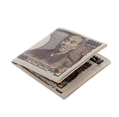 ec9db17bf4a7 メルカリ - ユニーク 諭吉 財布 折りたたみ財布 おもしろ財布 【折り財布 ...