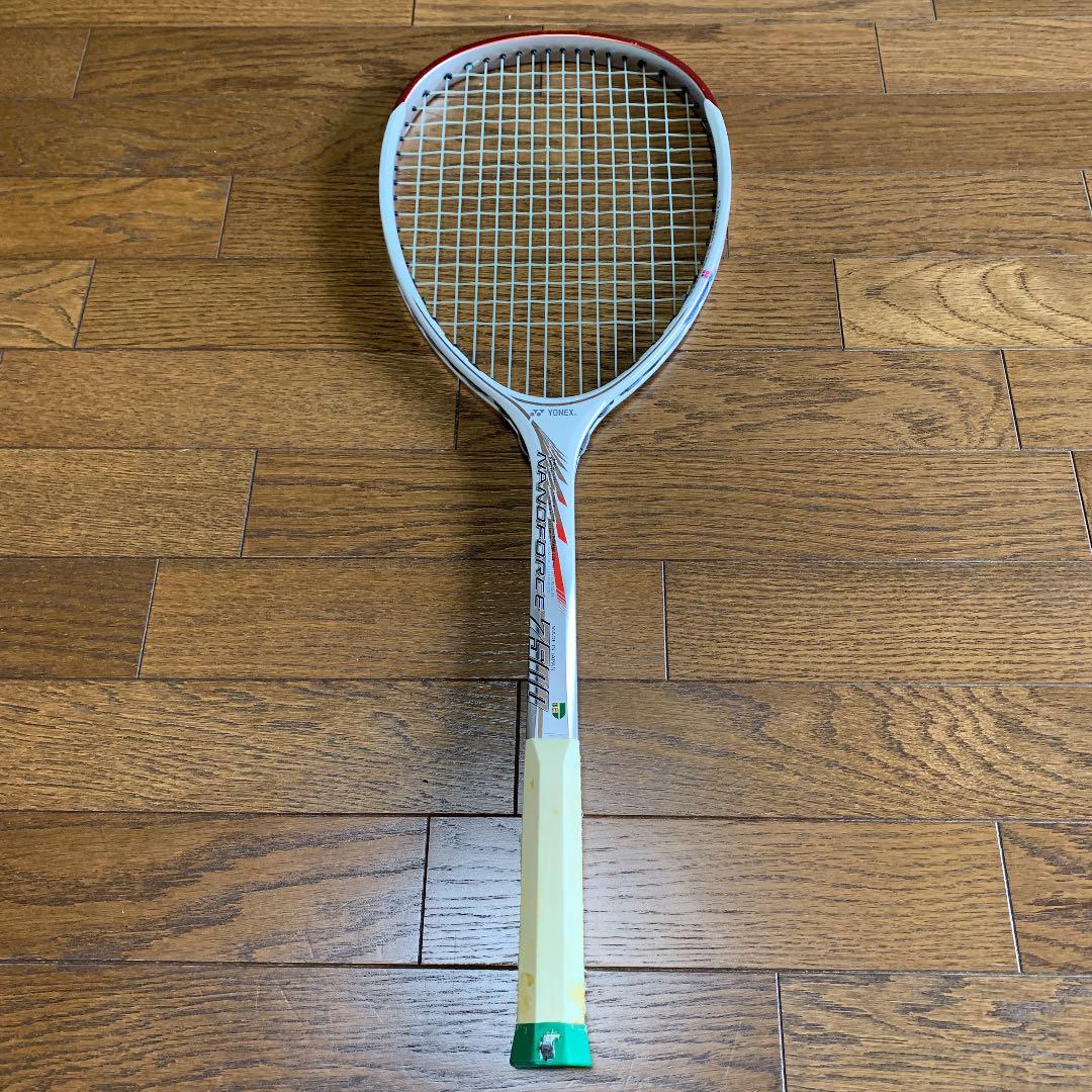 診断 ソフトテニス ガット