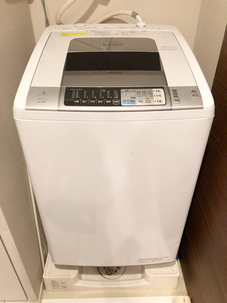 メルカリ - 全自動洗濯機 HITACHIビートウォッシュBW-D8KV 【日立 ...