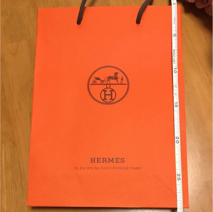 c321d22d797d メルカリ - エルメス紙袋 & 2018 春夏 カレ カタログ 【ショップ袋 ...
