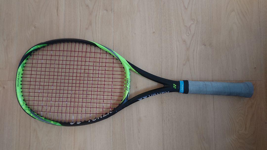 cb99038b457ac5 メルカリ - テニスラケット YONEX イーゾーン 98 【ラケット(硬式用 ...