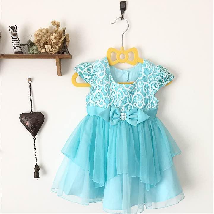 6c495cda67700 メルカリ - ベビードレス コストコ 可愛い 24ヶ月 2歳 ブルー グリーン ...