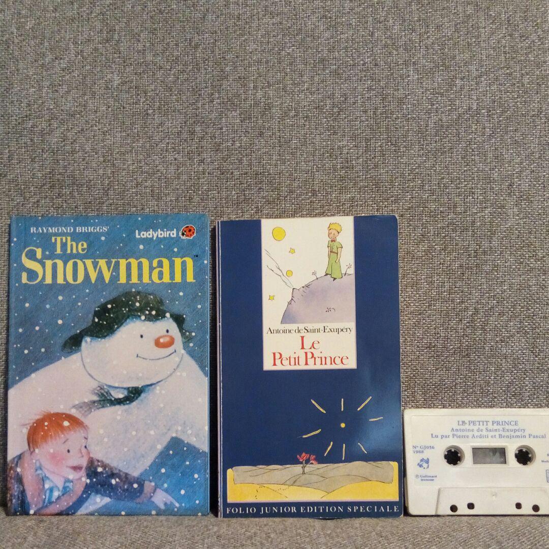 snowman 小説