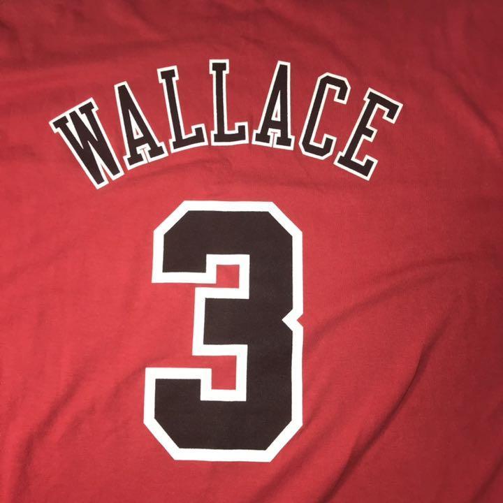 メルカリ - MAJESTIC シカゴブルズ WALLACE ベン ウォレス デカロゴ ...