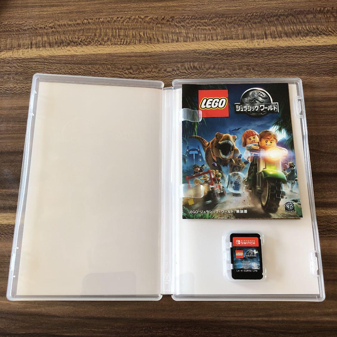 レゴ ジュラシック ワールド スイッチ