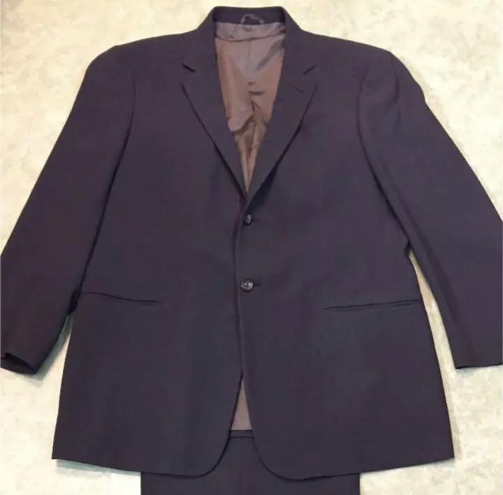 purchase cheap 328dc b52c4 【美品】GIORGIO ARMANI スーツ(¥10,000) - メルカリ スマホでかんたん フリマアプリ