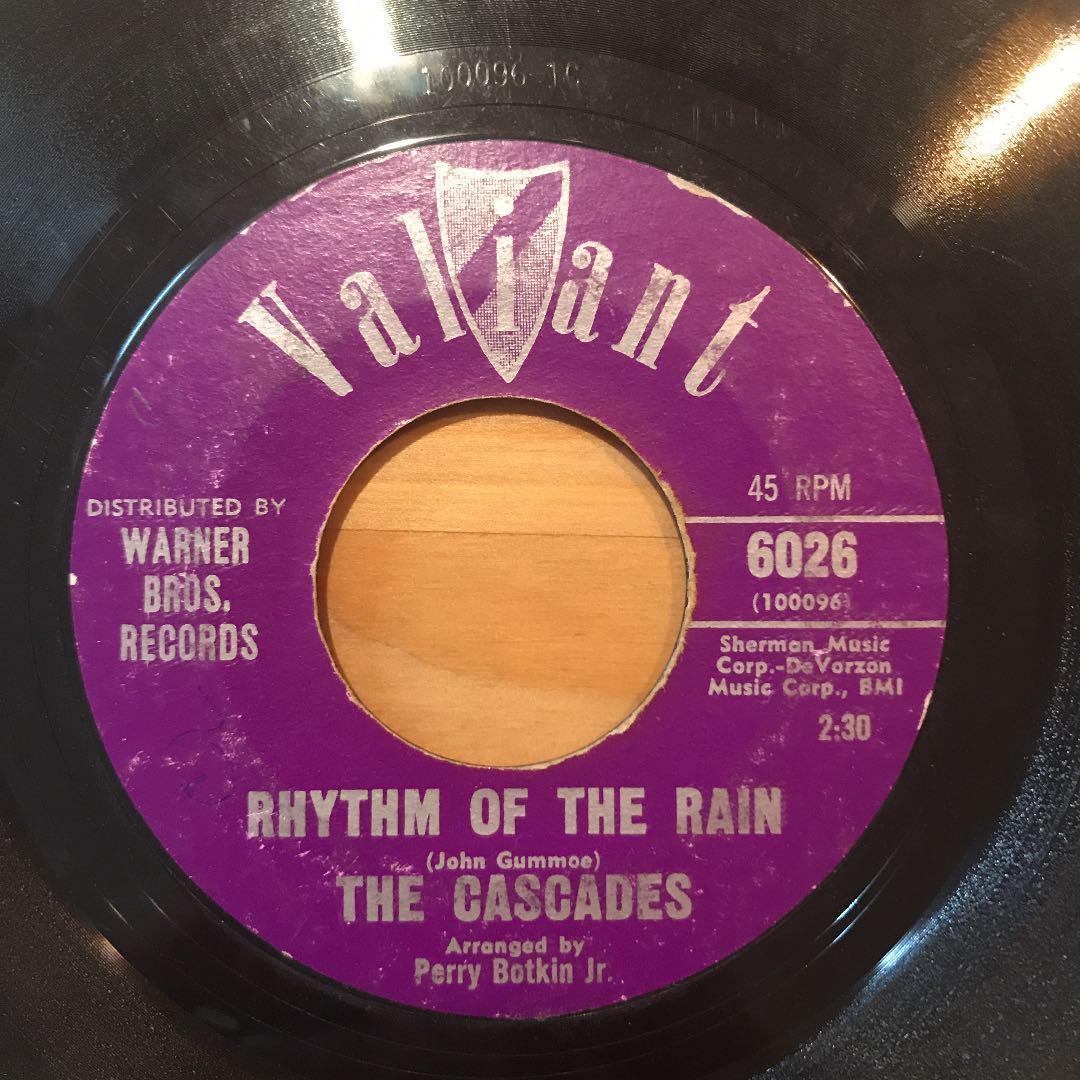 メルカリ - THE CASCADES RHYTHM OF THE RAIN レコード 【洋楽】 (¥600 ...