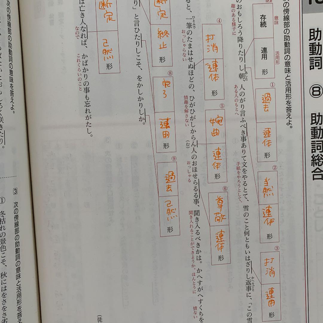 メルカリ - 体系古典文法 準拠ノート 【参考書】 (¥300) 中古や未使用 ...