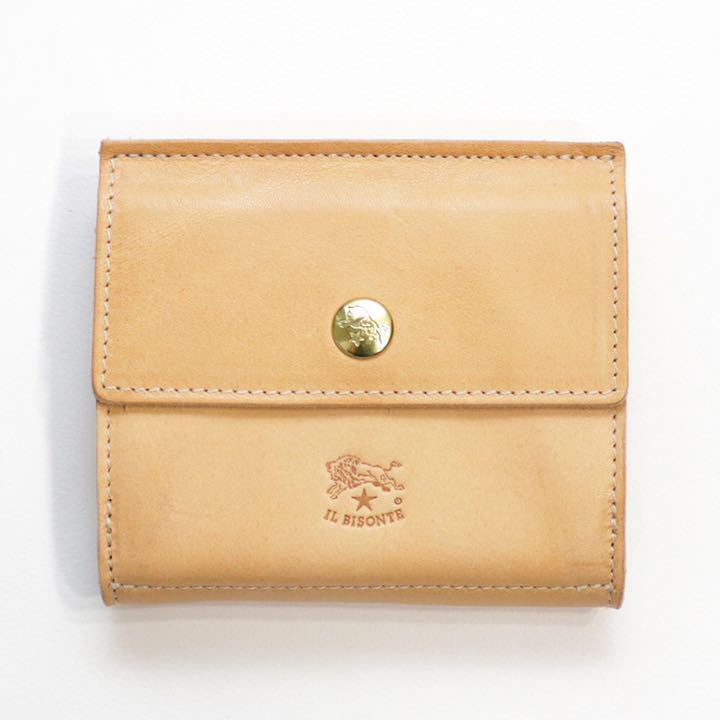6ba861601dbd メルカリ - 新品 イルビゾンテ 二つ折り 財布 ヌメ ミニ財布 Wホック ...