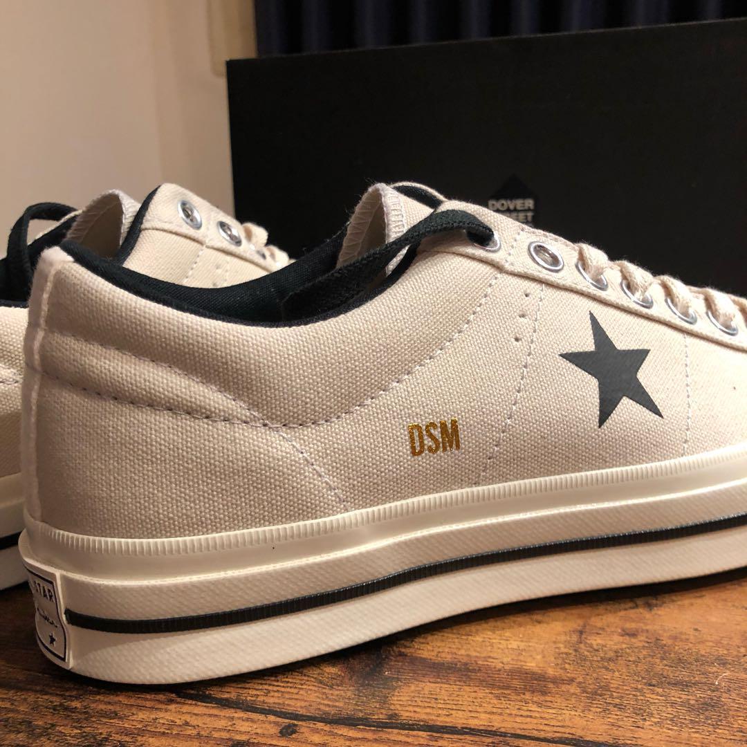 2479536ead1f メルカリ - Converse One Star Canvas x DSM  スニーカー  (¥21
