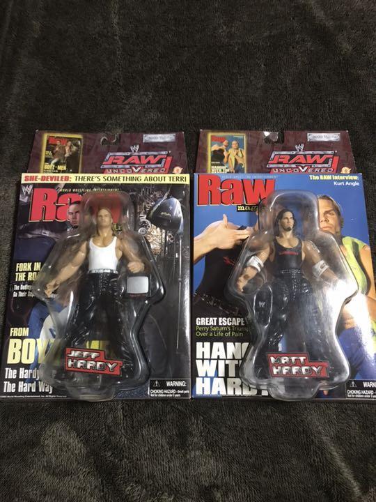 WWE wrestling cifras Jeff Hardy Matt Hardy