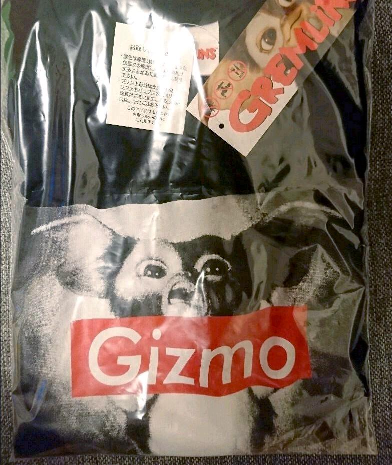 GU ユニクロ グレムリン ギズモ Tシャツ 黒L ブラック(¥3,500) , メルカリ スマホでかんたん フリマアプリ