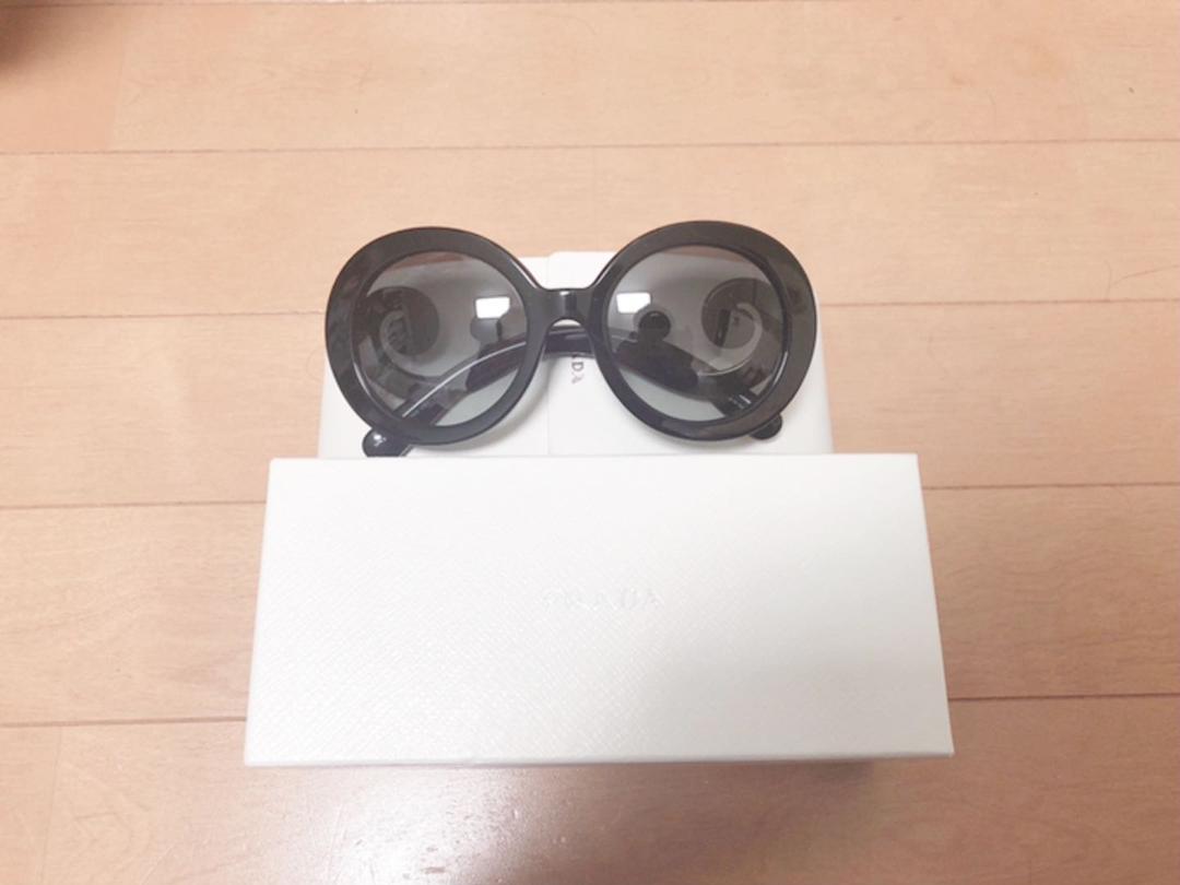eff2166f053c メルカリ - プラダ バロック サングラス PRADA 中 【サングラス/メガネ ...