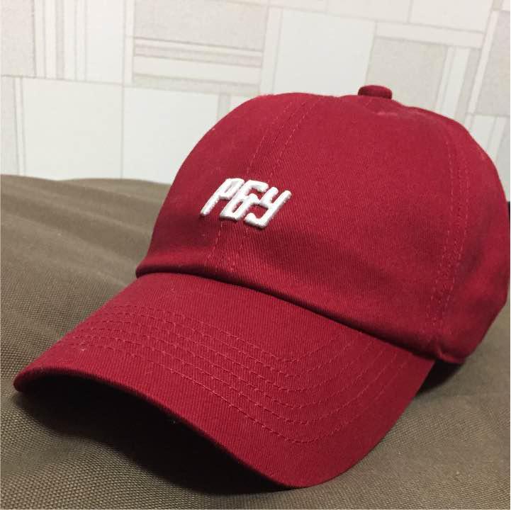 c84fd08c26146 メルカリ - 赤キャップ 帽子 (¥1,500) 中古や未使用のフリマ
