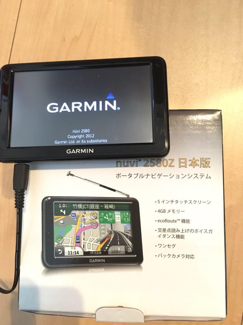 09638476ad メルカリ - 走行中TV視聴可能 GARMIN ガーミン ポータブルナビ NUVI ...