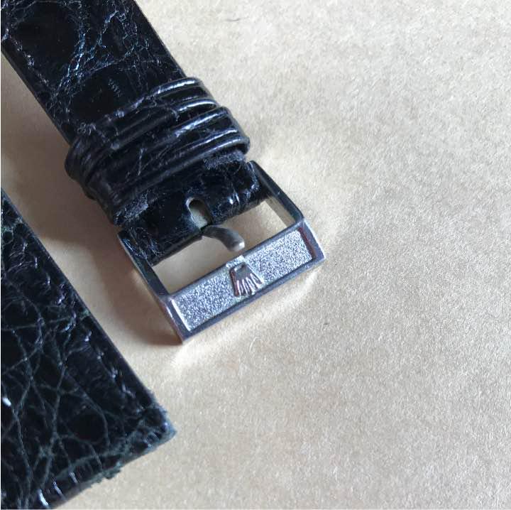 brand new 40aeb c07a0 【値下げ】ロレックス尾錠革ベルト(¥ 9,800) - メルカリ スマホでかんたん フリマアプリ