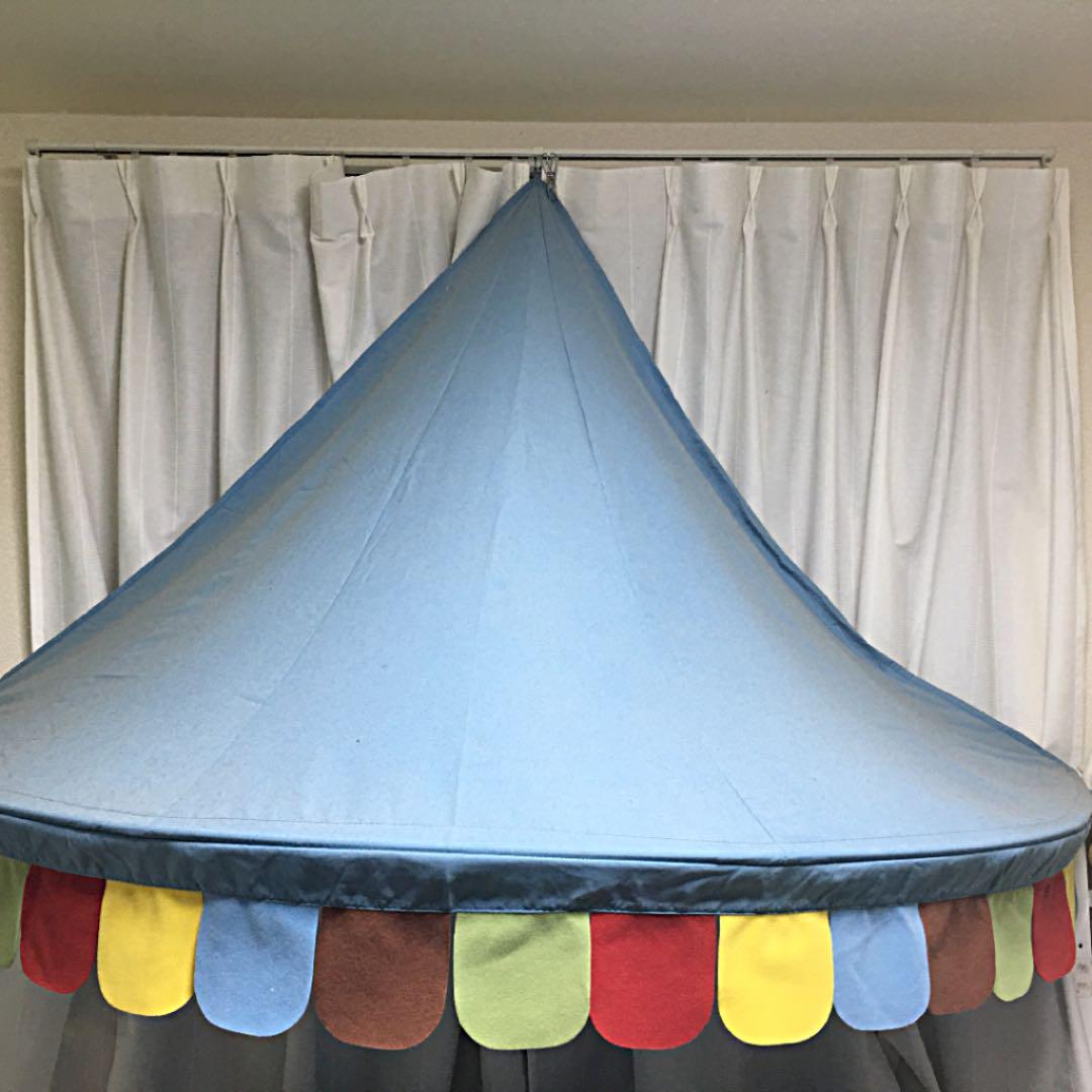 たたみ Ikea 方 テント