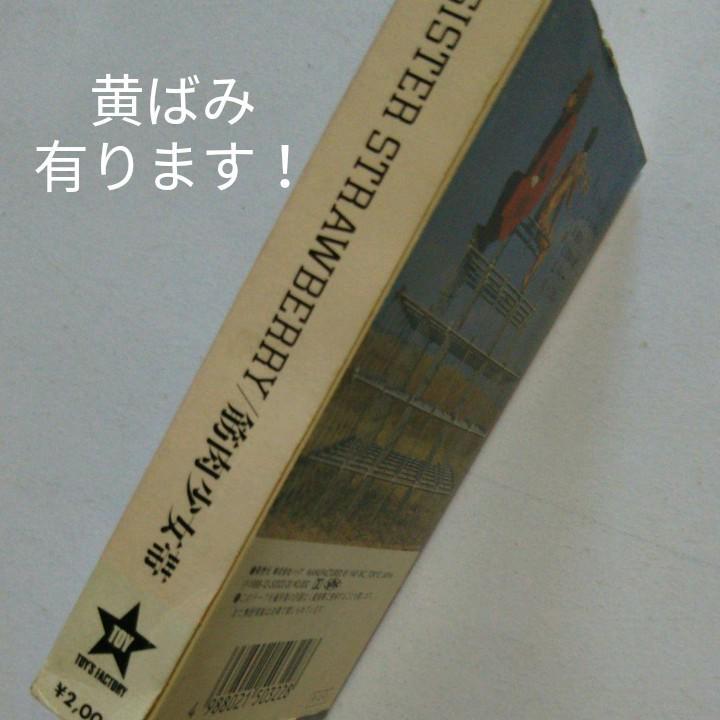 メルカリ - 筋肉少女帯 カセット SISTER STRAWBERRY 【邦楽】 (¥400 ...
