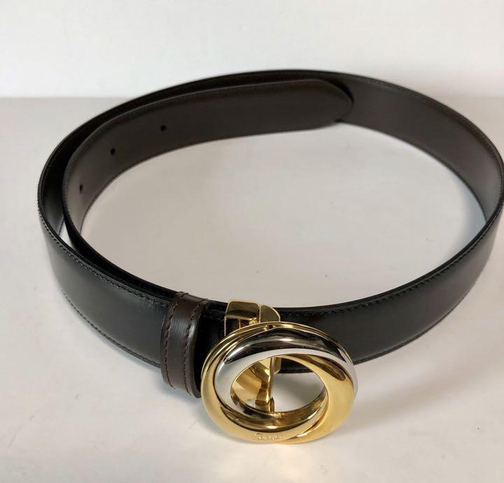new products 8f56b 91f64 メルカリ - 【美品】カルティエ Cartier ベルト ブラック ...