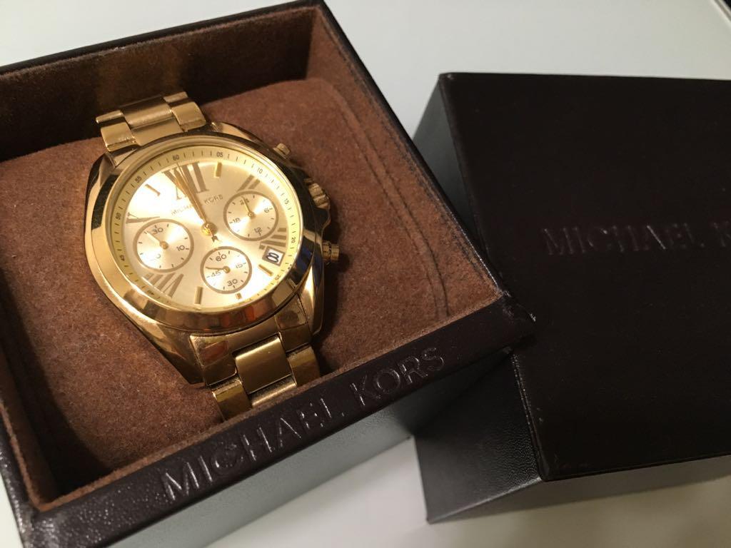 def53df9b6ef メルカリ - ムッチー MICHAEL KORS マイケルコース 腕時計 【腕時計 ...