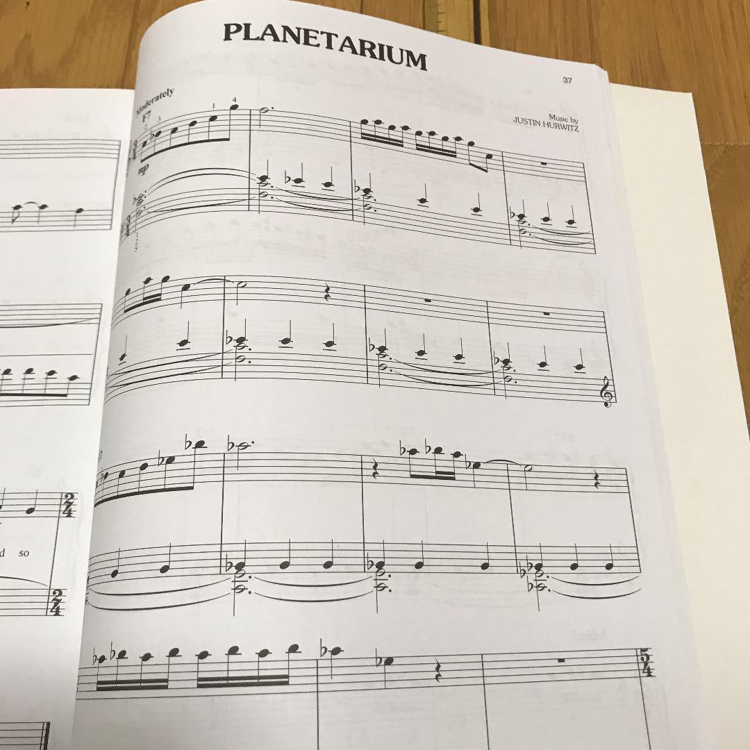 ララランド ピアノ