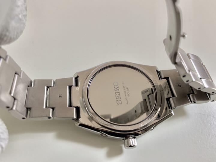 low priced 8020e 96203 SEIKO 腕時計 ブライツ SAGZ081 ヨドバシ保証書付き(¥26,000) - メルカリ スマホでかんたん フリマアプリ