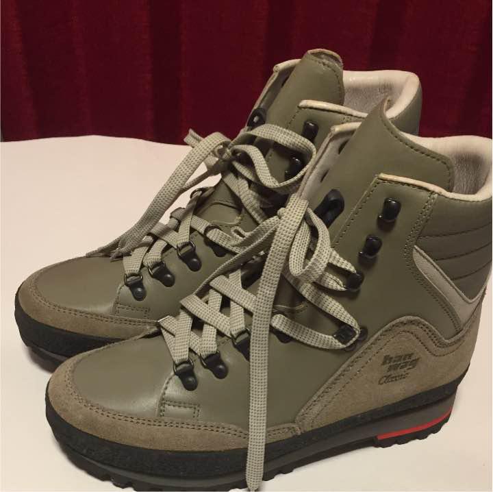 メルカリ - hanwag classic 登山靴 【登山用品