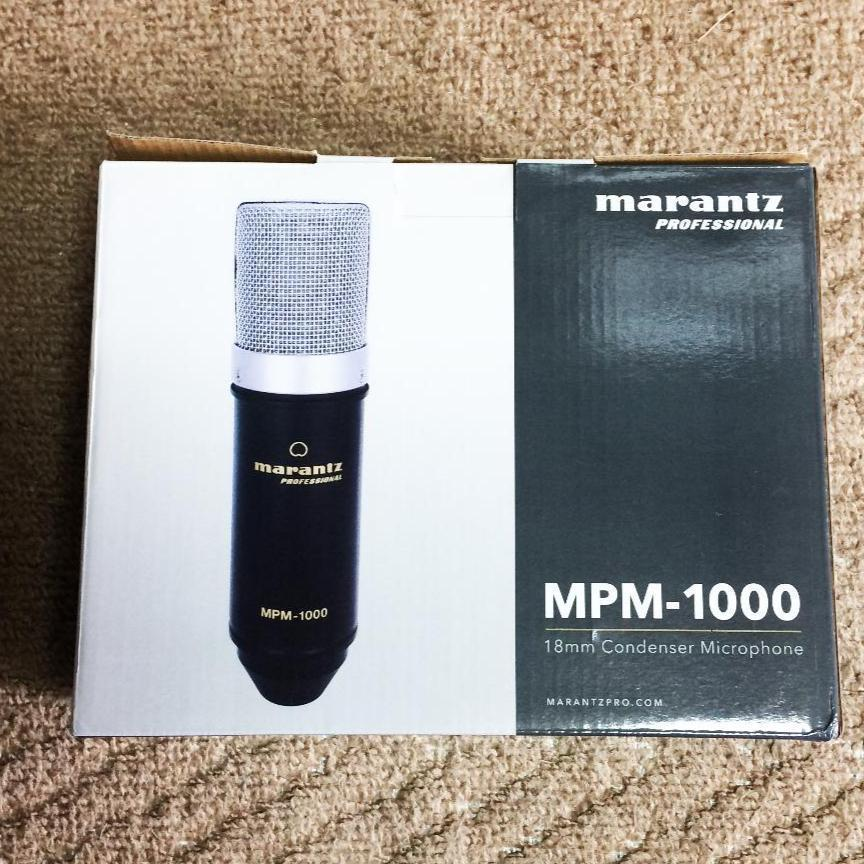 Mpm 1000 プロ マランツ