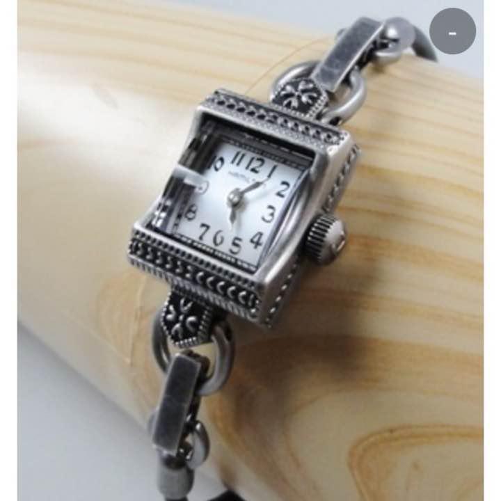 wholesale dealer 49d25 ebe28 ハミルトン ヴィンテージ レディース 腕時計(¥20,000) - メルカリ スマホでかんたん フリマアプリ
