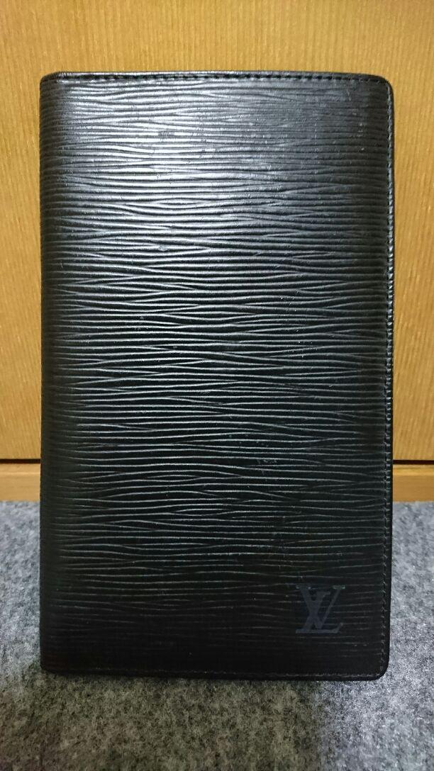 new arrival 6bfc1 fb584 ルイヴィトン メンズ LOUIS VUITTON エピ 長財布 カード札入れ(¥14,800) - メルカリ スマホでかんたん フリマアプリ