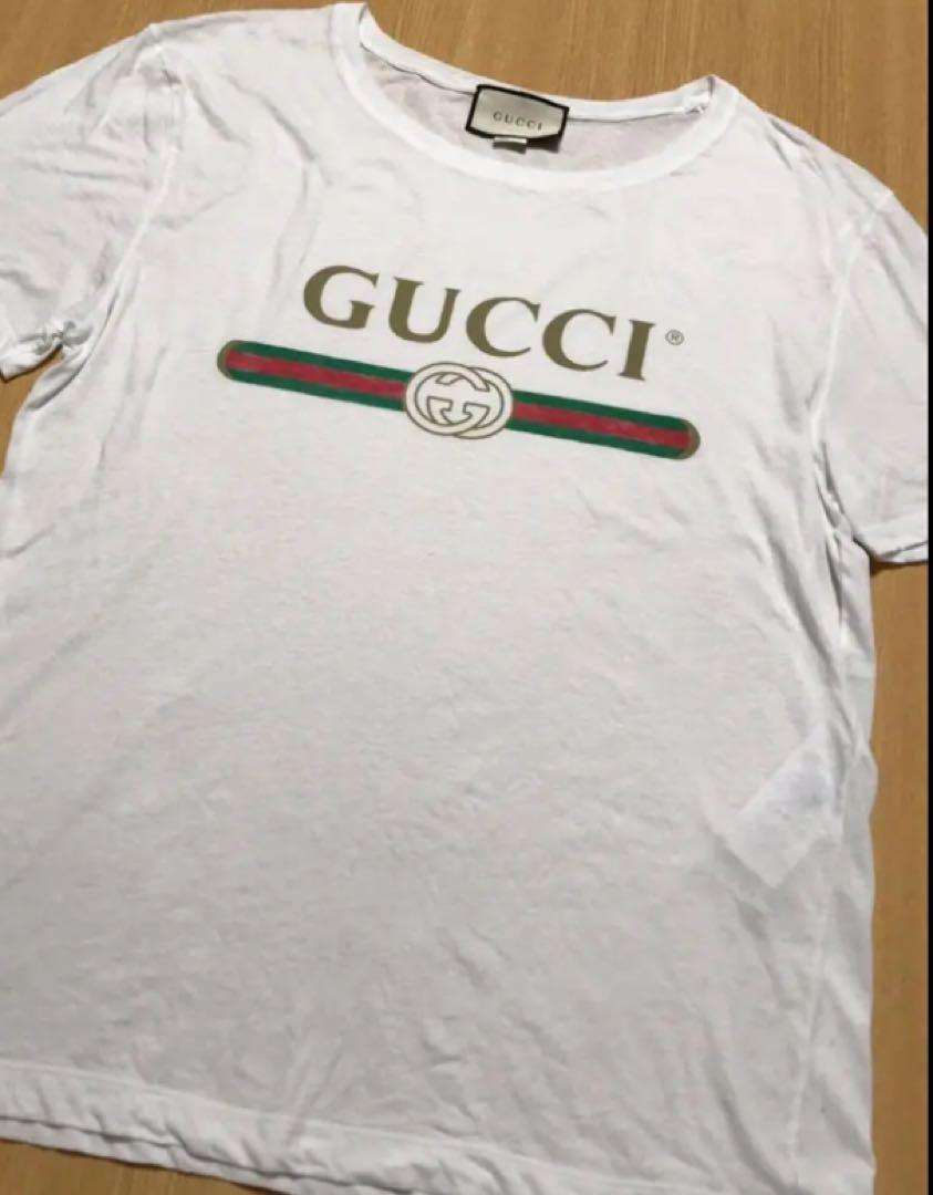 huge discount fe7de acce9 GUCCI Tシャツ BTS テテ