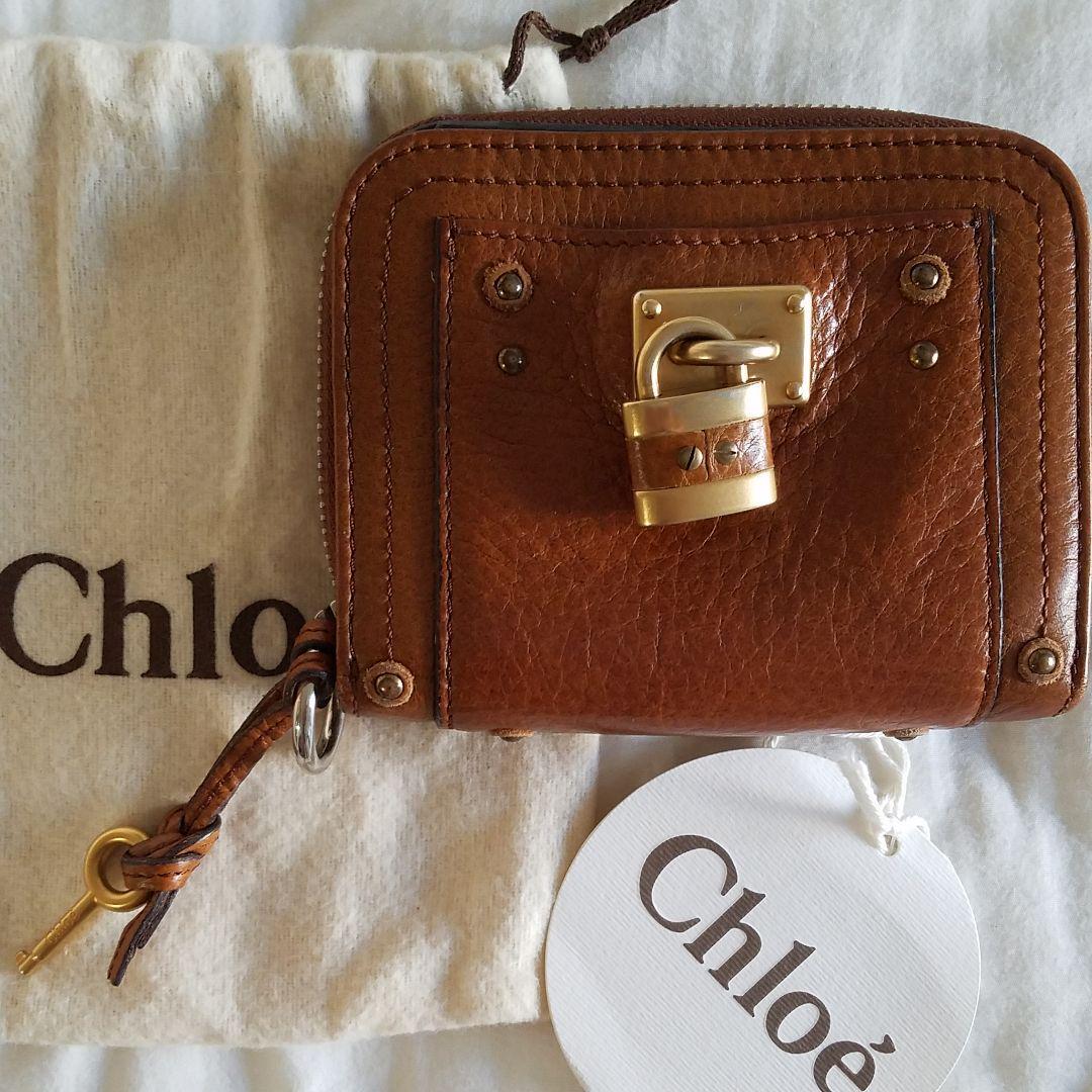 separation shoes 9157f 430ae Chloe クロエ 財布