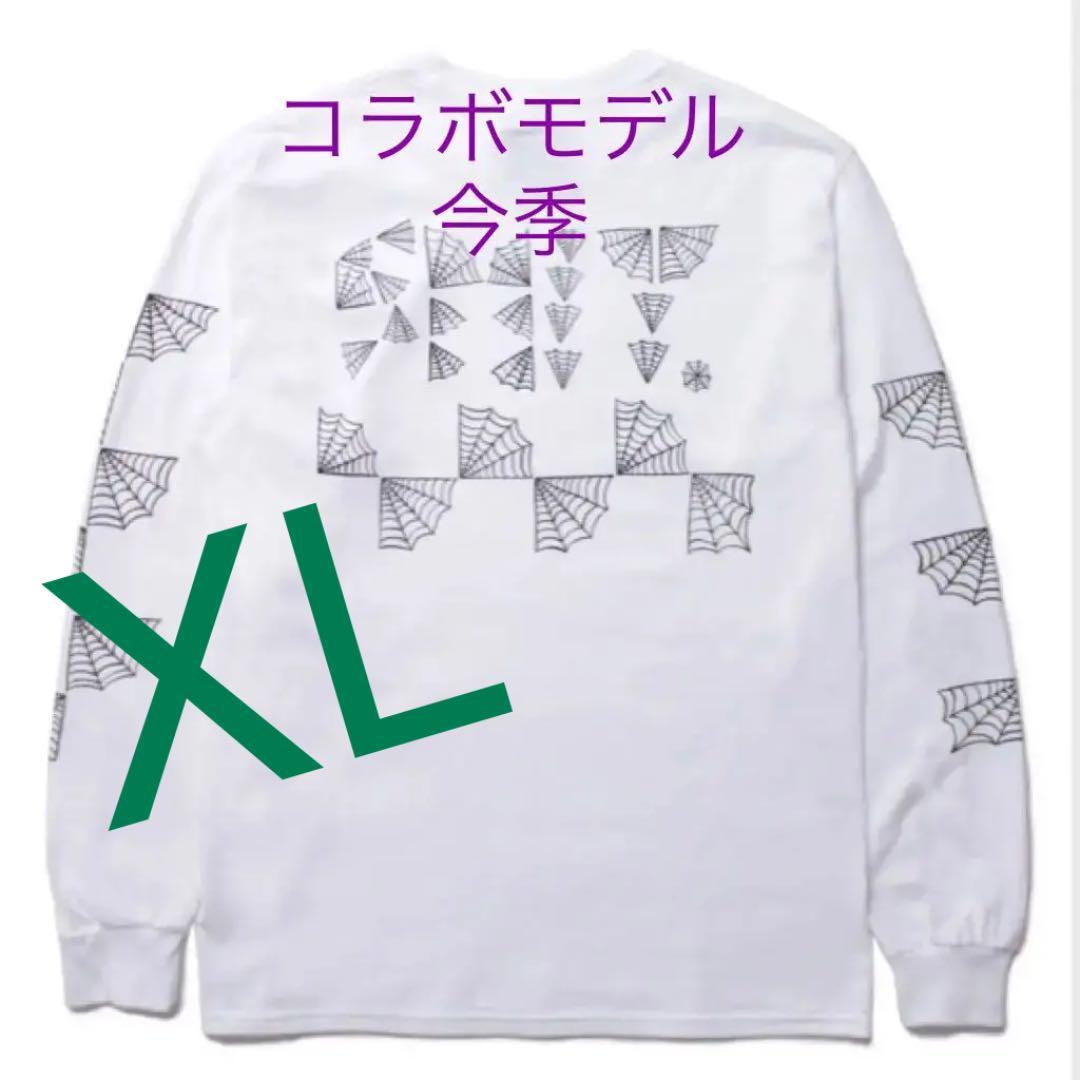 ワコマリア × ネックフェイス ロンT XL 新品 本店限定