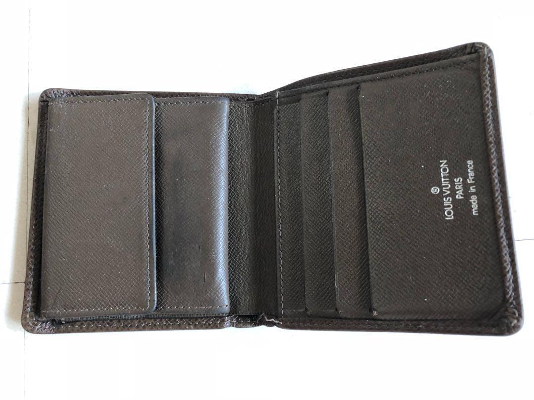 sports shoes 49eb3 08e40 ルイヴィトン メンズ タイガ 二つ折り財布(¥3,000) - メルカリ スマホでかんたん フリマアプリ