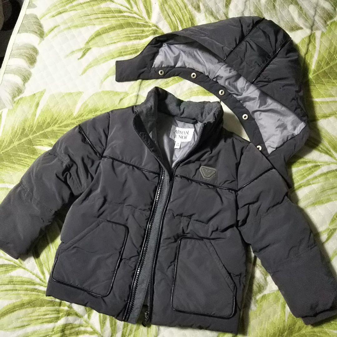 sale retailer 78c6c e3ea0 アルマーニジュニア ダウンジャケット(¥ 4,000) - メルカリ スマホでかんたん フリマアプリ