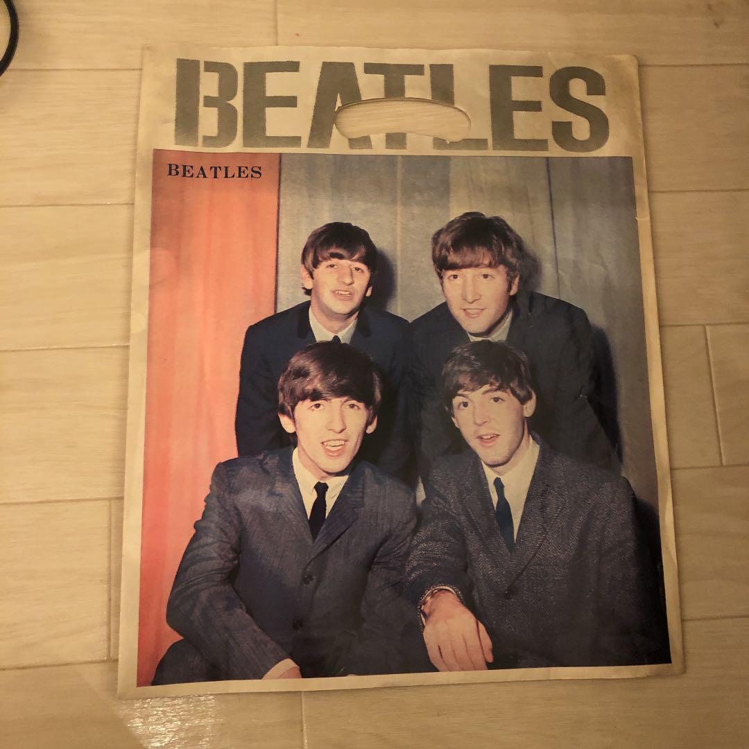 メルカリ Beatles紙袋 グッズ 壁紙 アイドル 10 000 中古や
