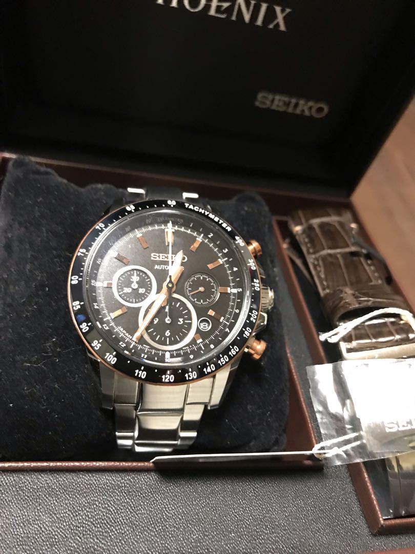 huge sale ec0bd 6e6a1 腕時計 セイコー ブライツ フェニックス 限定 700個 新品未使用(¥215,000) - メルカリ スマホでかんたん フリマアプリ