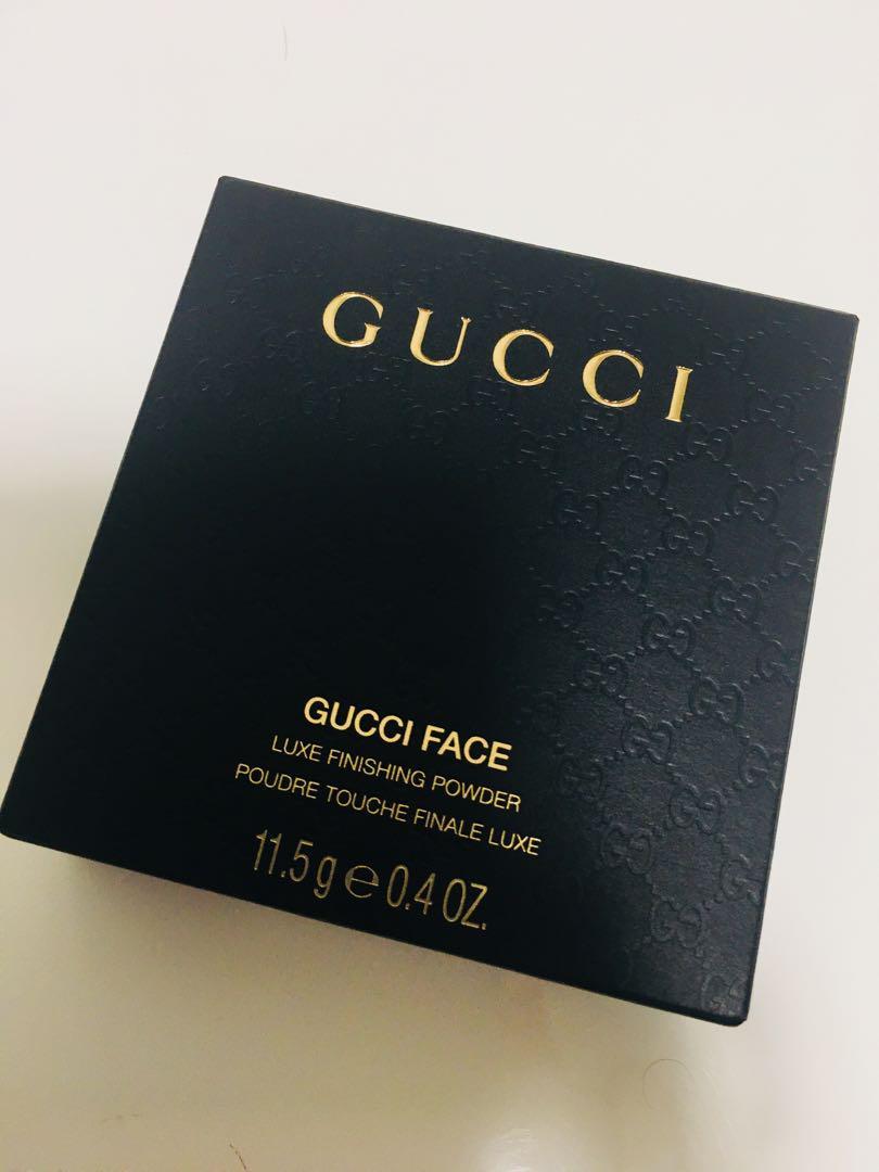 sale retailer 40457 a914b GUCCI グッチ フィニッシング パウダー 化粧品(¥ 3,000) - メルカリ スマホでかんたん フリマアプリ