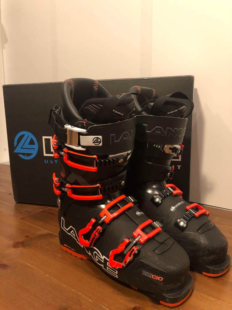 a022fe67e30 メルカリ - LANGE SX130 Black/Orange 25.5 【ブーツ(男性用)】 (¥15,000 ...