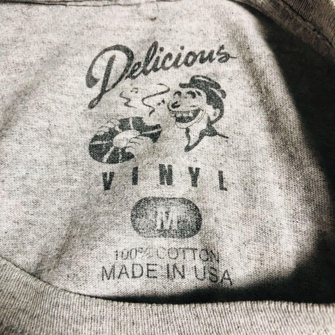 DELICIOUS VINYL T SHIRT 1980/'S